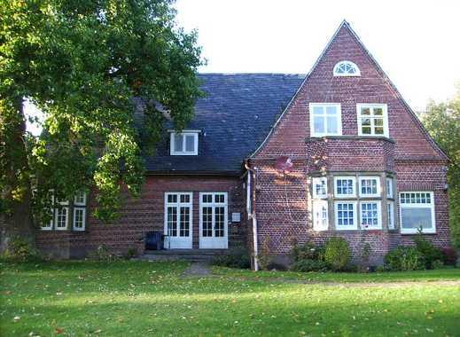Gatermann Immobilien: 1-Zimmer-Wohnung in ländlicher Lage in Borsfleth