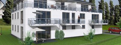 Modern, energieeffizient und in zentraler Wohnlage!