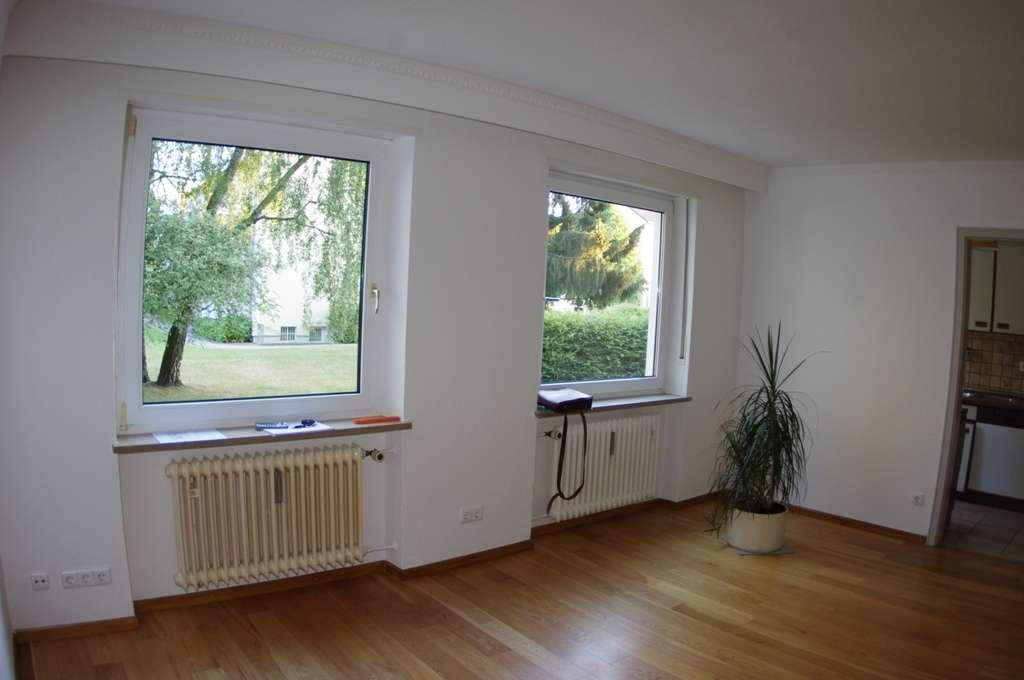 Optimal geschnittene Wohnung mit Südausrichtung ideal für Pendler