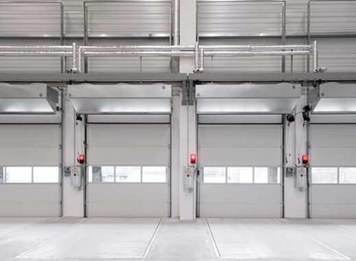 """BAUMÜLLER & CO."" - Nähe A3, A6, A9: ca. 10.000 m² NEUBAU-Logistikfläche"