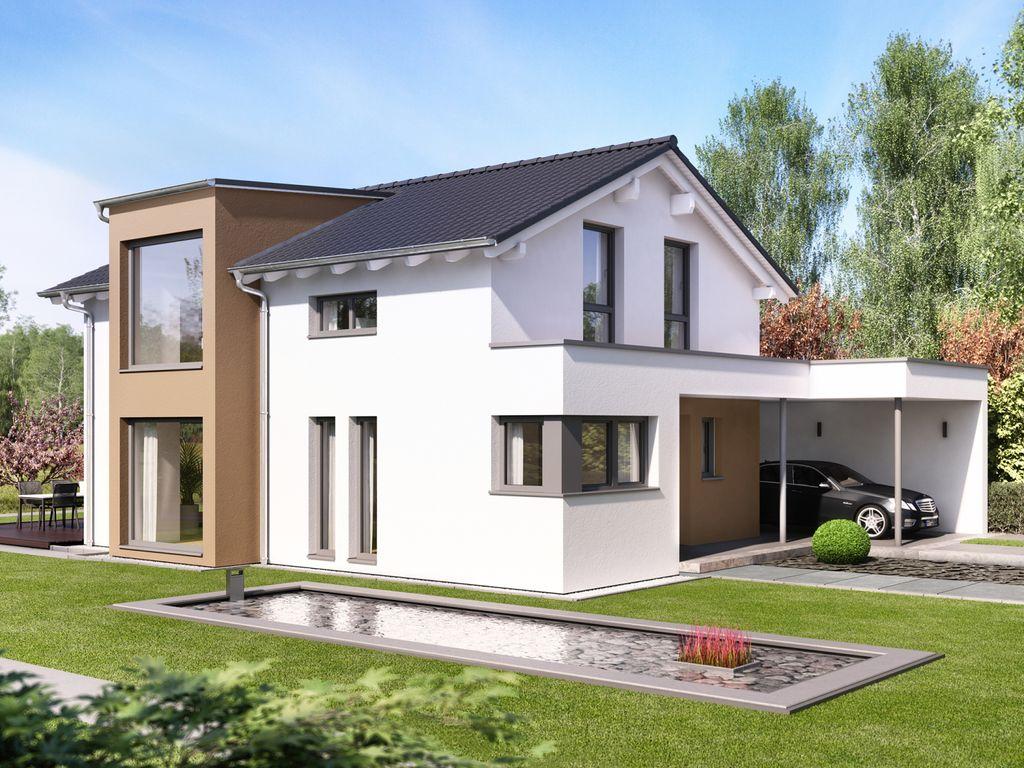EDITION 4 V2 – Modernes Traumhaus mit Panorama-Querhaus