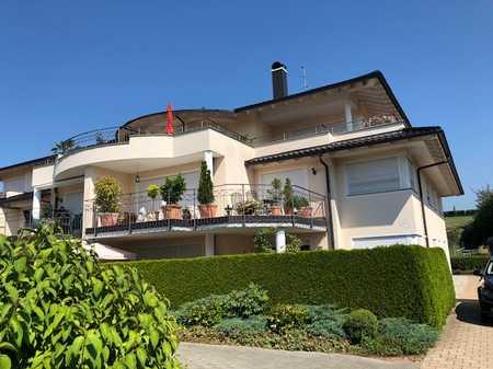 Nur 10 Min. z. Seeufer - Exklusive 5 ½-Zimmer-Wohnung mit Gartenterrasse in Wasserburg (Bodensee)