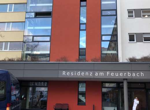 Schöne Zwei-Zimmer Wohnung in der Seniorenresidenz am Feuerbach!
