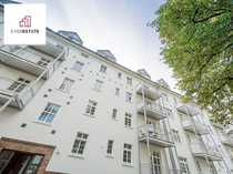 Provisionsfrei Dachgeschoss-Wohnung mit charmantem Wintergarten