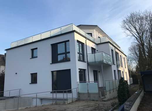 Wunderschöner Neubau! 3-Zimmer-Hochparterre-Wohnung mit Balkon in Heimfeld, Hamburg