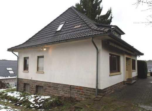 Wiehl-OT - Einfamilienhaus in Waldrandlage mit Keller und Garage - von Schlapp Immobilien