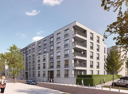 PANDION 5 FREUNDE - Gut geschnittene 2-Zimmer-Wohnung mit Duschbad und Loggia