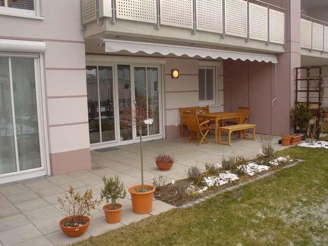 Gartenwohnung 2.5 Zimmer in Unterschleißheim (möbliert oder unmöbliert) in Unterschleißheim