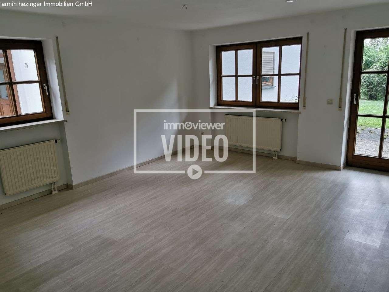 Schöne 2 ZKB Wohnung im Erdgeschoss mit Terrasse! in Marktoberdorf