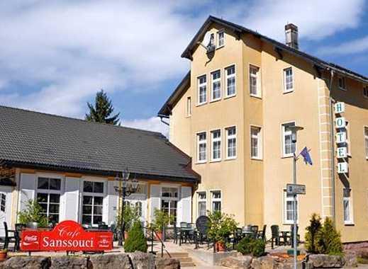 Zentral gelegenes Hotel mit angeschlossenem Café und Gaststätte im nachfragestärksten Tourismusge...