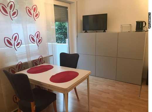 Nürnberg City! Möbliertes Apartment mit Balkon in der Innenstadt!