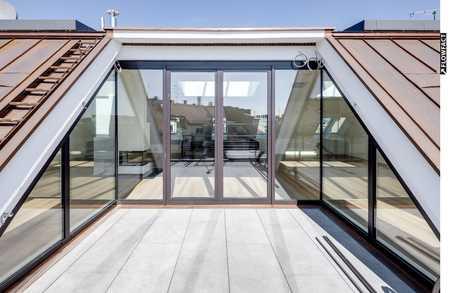 Luxus-Loft über zwei Ebenen mit großer Dachterrasse in saniertem Altbau in Isarvorstadt in Ludwigsvorstadt-Isarvorstadt (München)