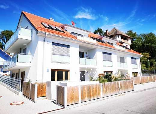 Exklusive 3-Zimmer-Wohnung in Wörthsee