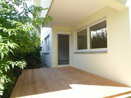 Erstbezug nach Sanierung! Helle 2 Zimmer Terrassen-Wohnung Schwimmbad Sauna in Aubing (München)