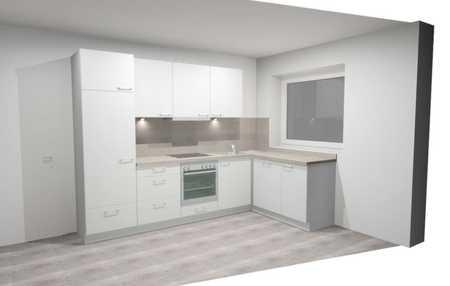 Renovierte und großzügige 3-Zimmer Wohnung mit Terrasse in Arnstorf