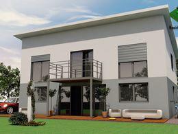 Haus-Idee Zweifamilienhaus