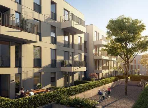 Freundlich und modern - Große Eigentumswohnung mit zwei Terrassen