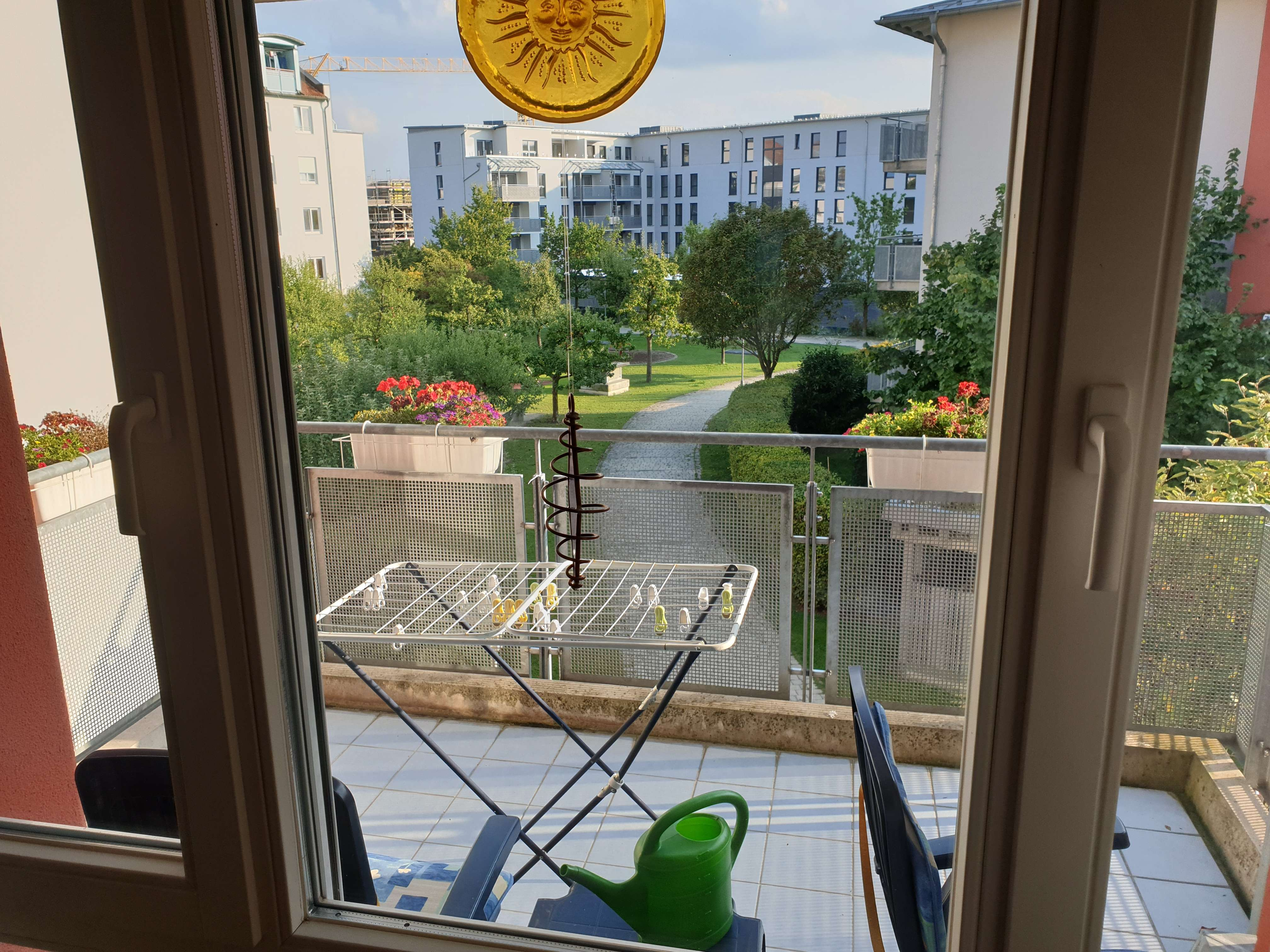 Möbelierte 3 Zimmer Wohnung in Freising