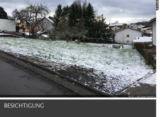 sehr großes Baugrundstück in guter Lage in Dörrenbach-St.Wendel