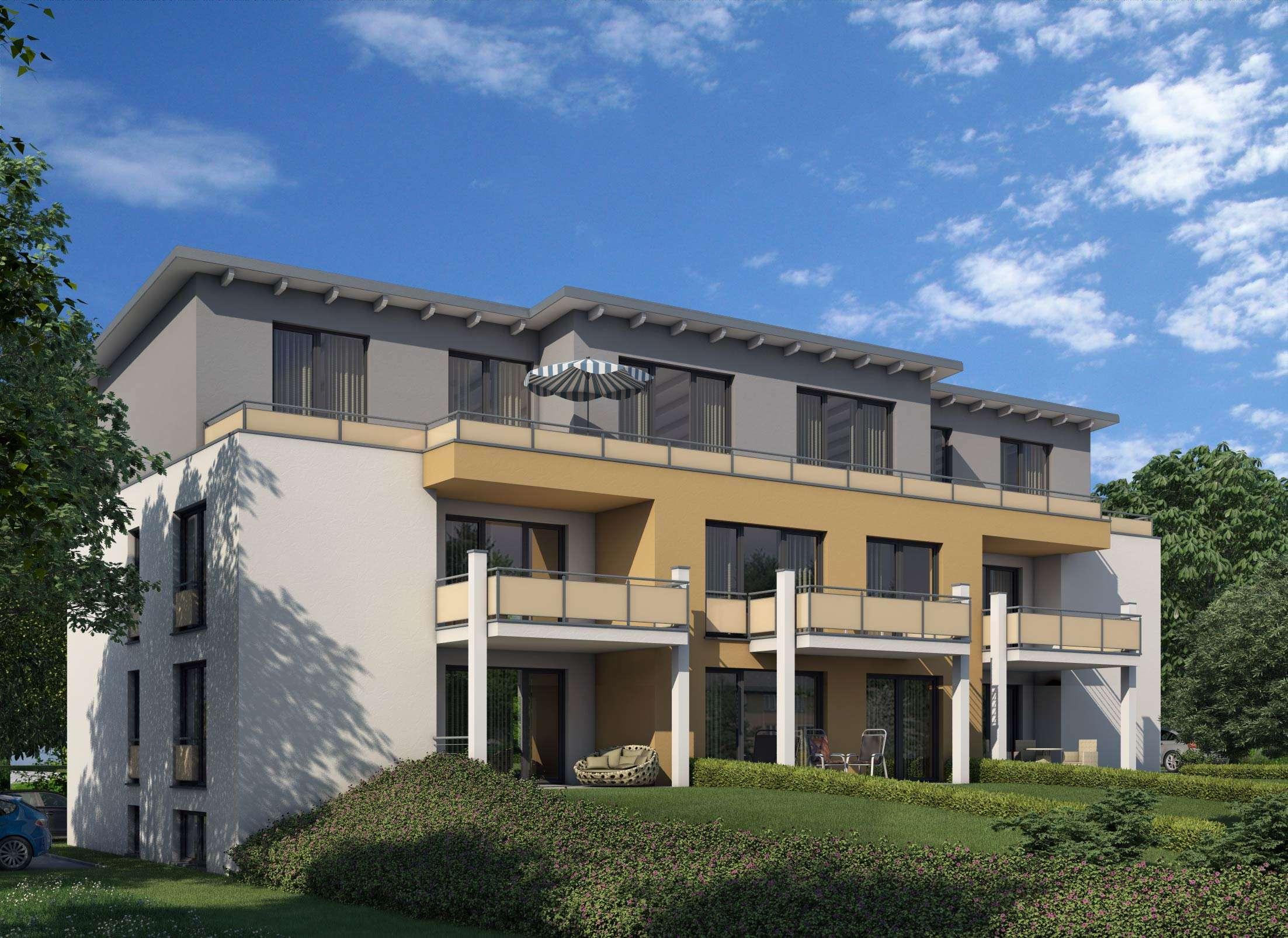 Neuwertige barrierefreie 3-Zimmer-Penthouse-Wohnung mit 2 Terrassen in Alzenau-Hörstein