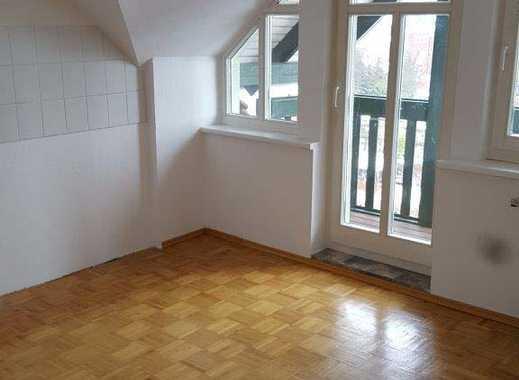 3-Zimmer-Maisonette-Wohnung mit Balkon in Mühlhausen/Thüringen