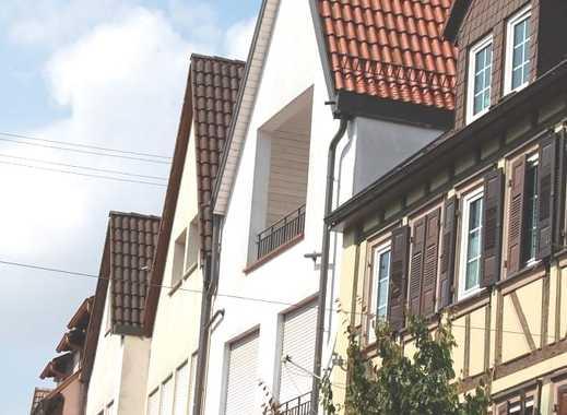 ***Mitten in Tauberbischofsheim*** Mehrfamilienhaus mit drei Wohnungen und einem Gewerbe