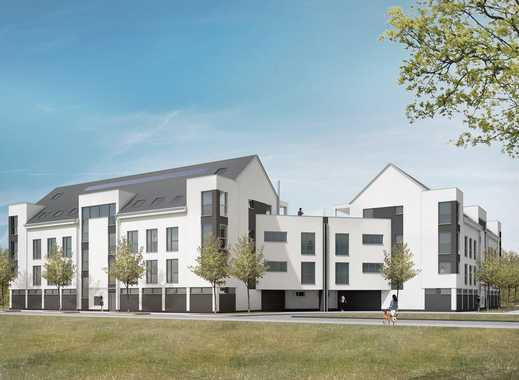 Sehr helle, moderne 4-Zimmer-Wohnung mit schönem Balkon in ruhiger Wohnlage in Mutterstadt