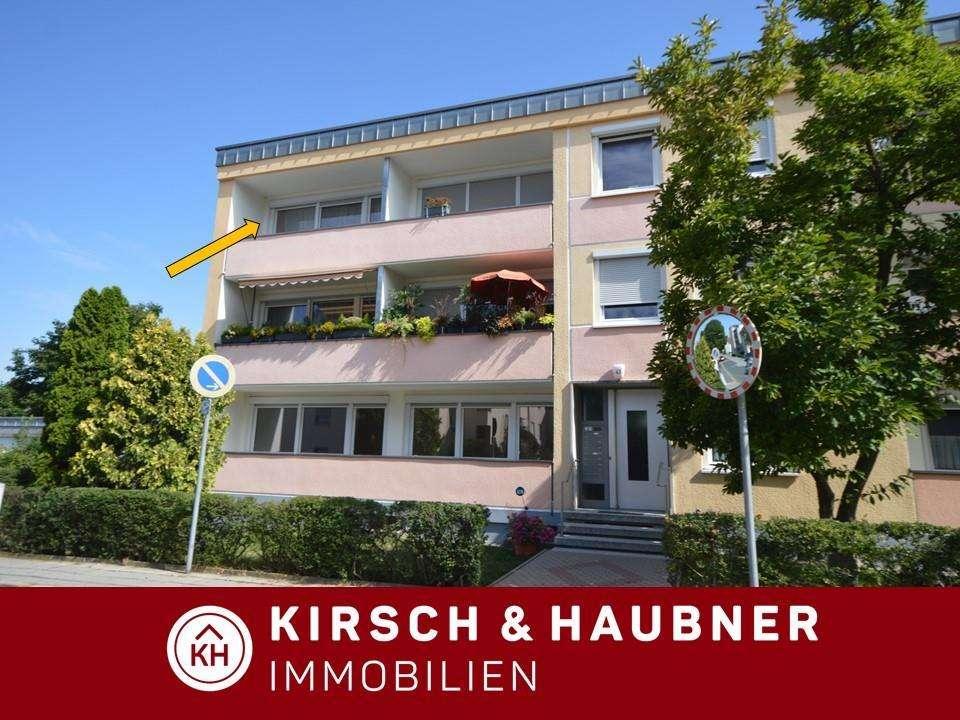 Perfekt für das Paar! Ideale 3-Zimmer-Wohnung in zentrumsnaher Lage,  Neumarkt - Weinberger Straße in
