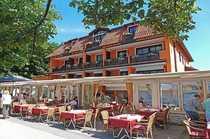 Restaurant am Seeufer in Herrsching