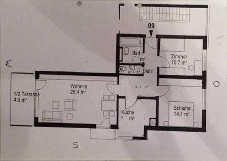 Sonnige 3 Zimmer Wohnung in ALTPERLACH in Perlach (München)