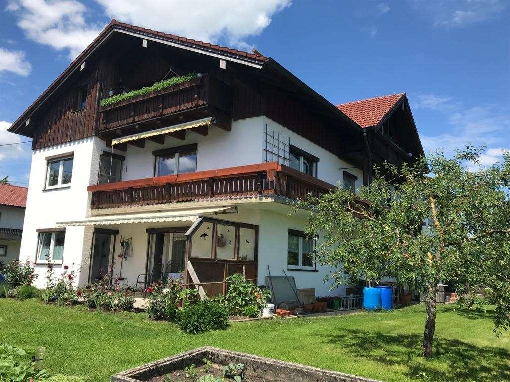 Ansprechende 2-Zimmer-Wohnung in Ainring in