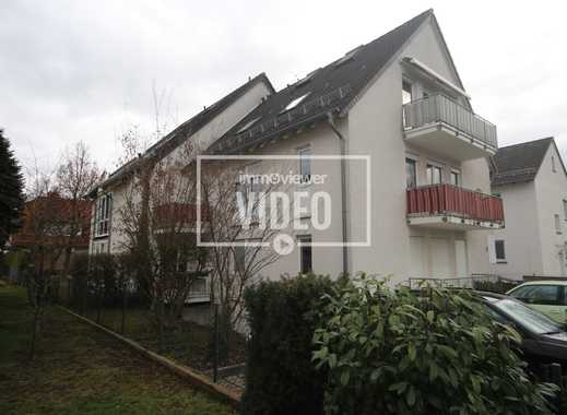 Raunheim: Toprenovierte helle 4-Zimmer-Maisonette-Wohnung in ruhiger Anliegerstraße