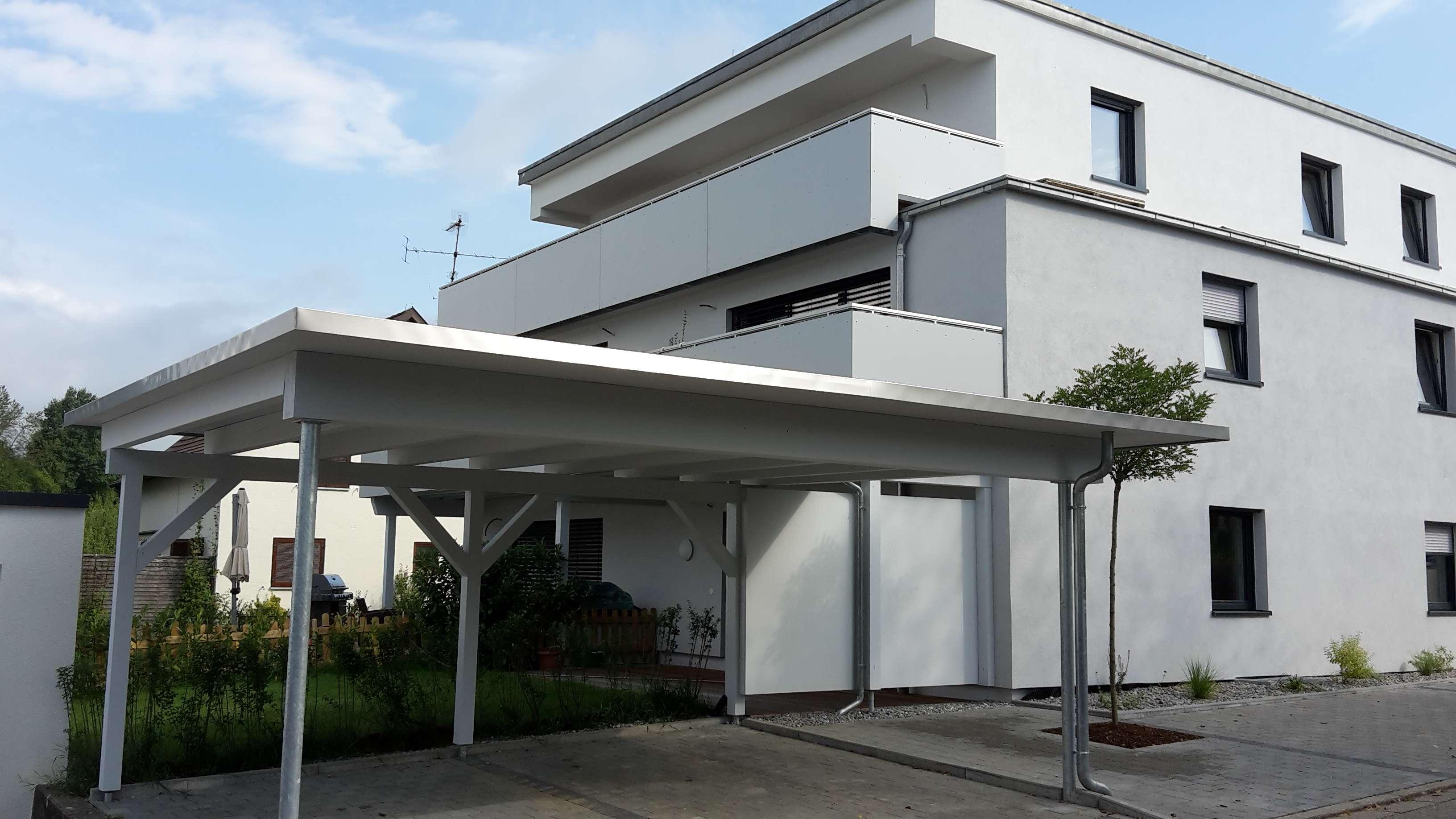 Exklusive, neuwertige 3-Zimmer-Wohnung mit Balkon und EBK in Lindau