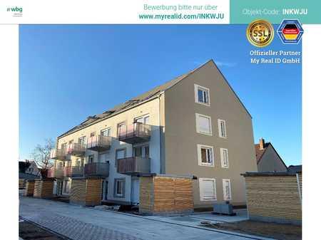 Gut geschnittene Neubauwohnung in Nürnberg-Eibach! Bezugsfrei ab sofort oder nach Vereinbarung! in Eibach (Nürnberg)