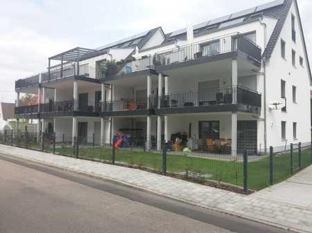 Schöne, neuwertige 2- Zimmer-Erdgeschosswohnung in Ingolstadt, Nordost in Nordost (Ingolstadt)