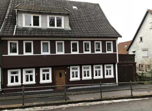 Günstige, gepflegte 4-Zimmer-Wohnung mit Balkon in Goslar (Kreis)