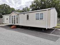 MOBILHEIM Chalet Mobil-Haus WILLERBY-KINGSWOOD