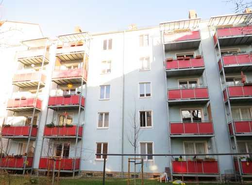 * 3-Zimmer Wohnung mit Balkon in Striesen *