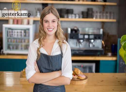 Starten Sie hier Ihren Traum vom Restaurant/Bar/Café!  Provisionsfrei vom Eigentümer!