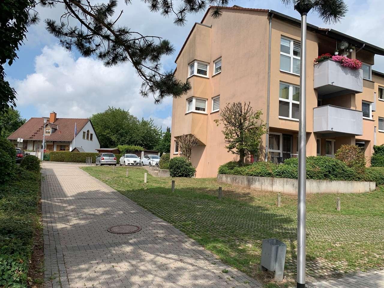 Gepflegte 2-Zimmer Wohnung in Rödental - Gnailes zu vermieten*WBS erforderlich* in Rödental