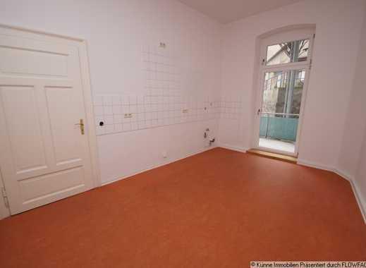 ++ traumhafte Altbauwhg - 5 Zimmer, BALKON, Parkett, 140m² ++ am Markt ++
