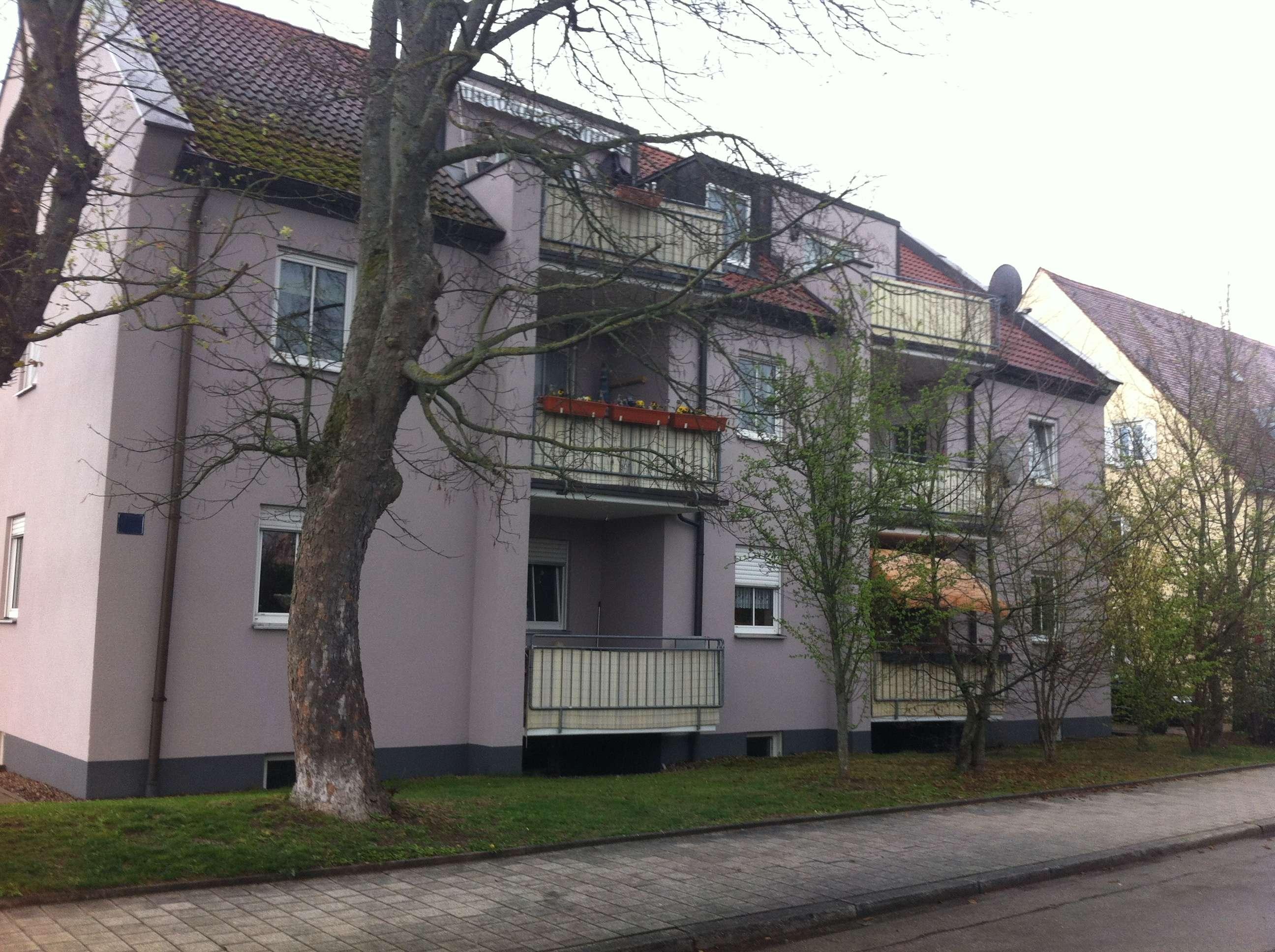 Schöne Dachgeschosswohnung in Ingolstadt, Südost in Südost (Ingolstadt)