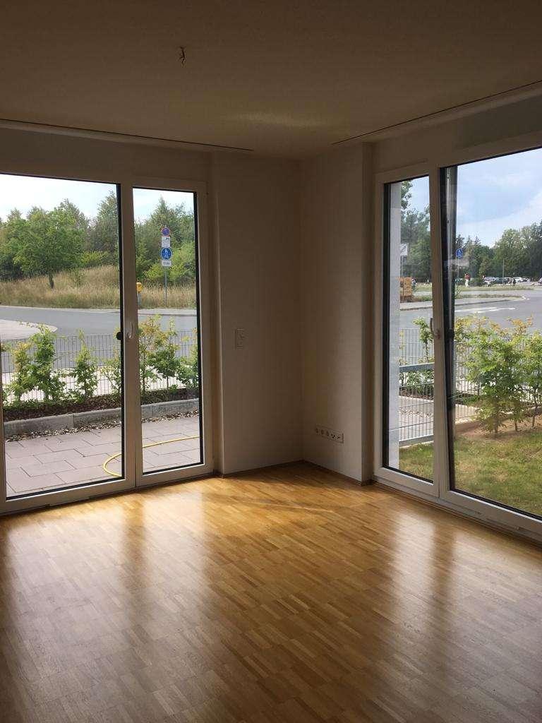 Neuwertige 2-Zimmer-Wohnung mit Terrasse und Einbauküche in Herzogenaurach in Herzogenaurach