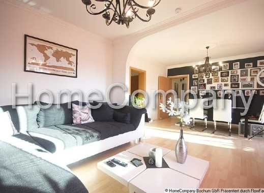 Generously proportioned, bright apartment with modern furnishings, wi-fi and balcony, in Herne, o...