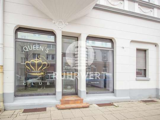 Außenansicht von Ihr neuer Laden in Bochum! Starten Sie durch!