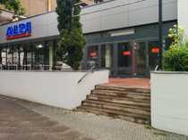 Bild Unter den Eichen in der Drakestraße Ladengeschäft Neuausbau  ( Terrasse )