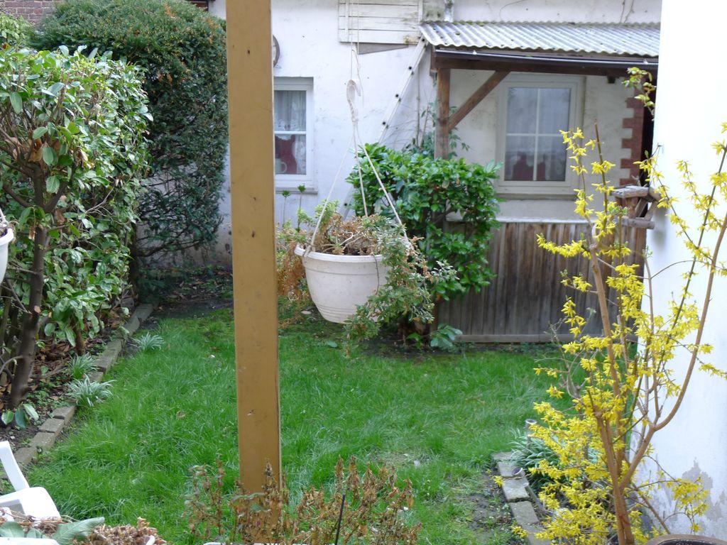 Gartenblick von der Terrasse