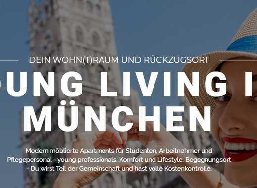 Bereits ca. 73 % vermietet -Neubau- 62 Modern möblierte Apartments - volle Kostenkontrolle