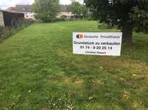 ROF OT Lispenhausen Ebenes Baugrundstück