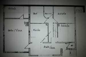 5 Zimmer Wohnung in Hersfeld-Rotenburg (Kreis)